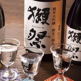 開店13周年記念イベント!日本酒「獺祭」名物「とろさば」半額