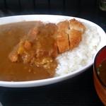ひがし食堂 Jr. - カツカレー