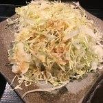 鶏魚Kitchenゆう - キャベツ たっぷり シャクっとリセット可能 また トリさんが美味しくなる