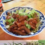 炉端焼き稲武 - 料理写真:どて煮