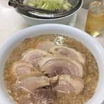 ホープ軒 - チャーシュー麺
