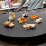 PIKOSHHHU - 特選チーズ盛を少な目