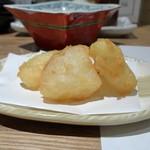 天ぷら 市 - 玉葱