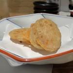 天ぷら 市 - 蓮根