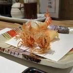 天ぷら 市 - 活車海老