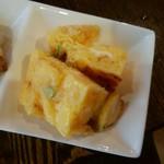 マッシーナ メッシーナ - 卵焼き