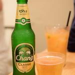 CHATTY CHATTY - チャーンビール@500円