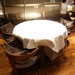 レストラン リューズ - ☆テーブル席(^_-)-☆☆