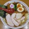 とら食堂 - 料理写真:「焼豚ワンタン麺味玉入り」(1130円)