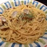 マカロニ食堂 - アサリのペペロンチーノ