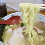 とら食堂 - 「塩焼豚麺」(930円)