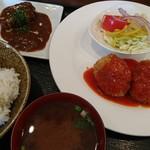 洋食や シェ・ノブ - 日替わりランチ