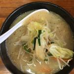 めん屋 生竜 - 料理写真:塩野菜らぁ麺