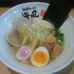 湘南ラーメン 海風 - 海風塩ラーメン880円