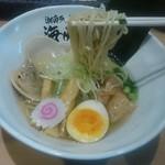 湘南ラーメン 海風 - 麺&スープ自社開発