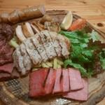石垣酒場 肉まる - 肉まるコンボ 2,980円
