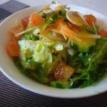 ふぁんくる - 料理写真:野菜サラダ