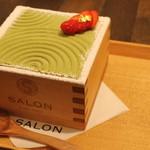 サロン ギンザ サボウ - 茶房パフェ単品1,100円