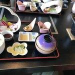 大ぐり山荘 - 料理写真: