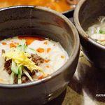 焼肉 銀座コバウ - 坦々冷麺