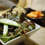 焼肉 銀座 コバウ - 旬のサラダ