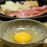 焼肉 銀座コバウ - 黒毛和牛日本風すき焼き