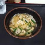 麺八 - 料理写真:きざみうどん