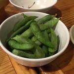 海鮮屋台 おくまん - 枝豆