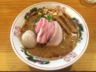 中華蕎麦 みうら - 担々麺(800円)+味玉(100円)