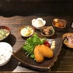 九州炎 - メインを1品豆皿を5品選べるランチ