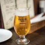 Setouchi Kitchen - 2018.5 生ビール プレミアムモルツ 香るエール(600円)