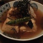 炙・酒・金市朗 - 揚げだし豆腐