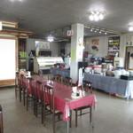 長万部物産センター レストラン - レストラン