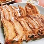86138105 - 焼き餃子2皿