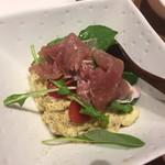 イタリアン食堂 NUKUNUKU - バリうま!ポテトサラダ