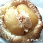 ボンパパ - リンゴのデニッシュ