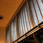 モスカフェ - 高い天井
