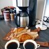 ナカヤ - 料理写真:アップルパイ(『びらとり温泉 ゆから』の客室でいただきました)