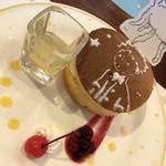ル・プチ・プランス - 2018/5/17 ランチで利用。 Le Petit Prince(ル プチ プランス) ふわふわパンケーキ(1,000円)