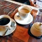和 - コーヒー(モカブレンド)& カフェオレ