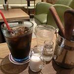 Drip-X-Cafe - アイスコーヒー 2017.07.09