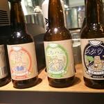 徳島ステーションブリュワリー - 地ビールなんですよ(^^♪