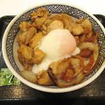 吉野家 - 鶏すき丼(並盛)450円