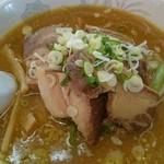 原宿ラーメン - 味噌豚角煮らーめん ¥920