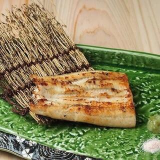 鰻を肴に飲める大人な飲み方を。名物!『う福焼き』