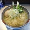 麺匠 呉屋 - 料理写真:海老そば+味付玉子