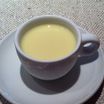 イタリア料理 カンパニュラ - さつまいもの冷製スープ