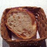 イタリア料理 カンパニュラ - パン