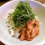 居酒屋 テイストワン - イカ・キムチ・納豆