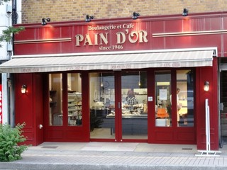 PAIN D'OR